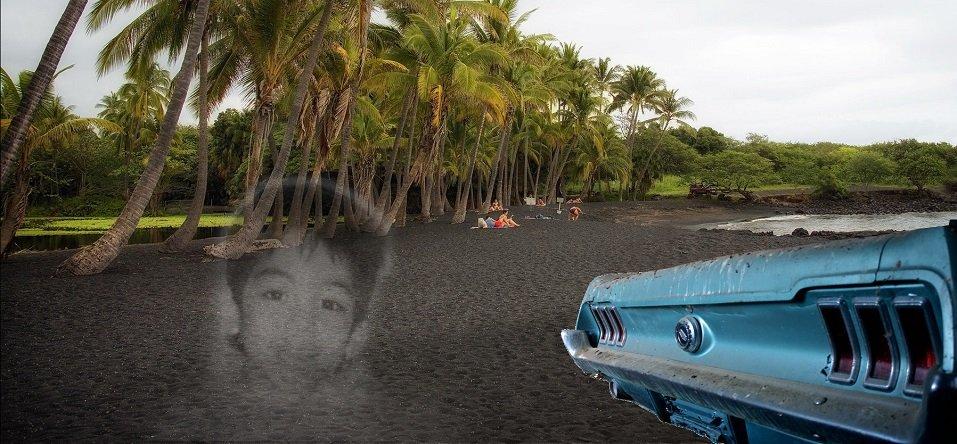 Peter Boy Kema locked in car trunk at Hawaii beach